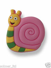 1pc x Kids Childrens Novelty Wardrobe Drawer Cabinet Cupboard Snail Handles Knob