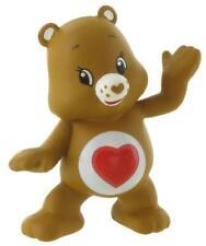 Les Bisounours figurine Tenderheart Bear 6 cm Care Bears Comansi 99641