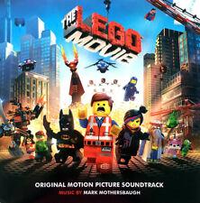 NEW The Lego Movie [O.S.T.] - Mark Mothersbaugh (180g Ltd Ed Red Vinyl LP, 2015)