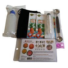 3D Jelly Gelatin Tools Starter Kit Amazing Jelly Jello Art Cake (Kit #3)