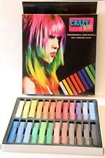 Crazy Pastels Soft Pastel Hair Colour Chalk Dye Semi Permanent & Non Toxic