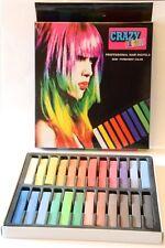 Crazy Pastels Soft Pastel Hair Colour Chalk Dye Semi Permanent & Non Toxic