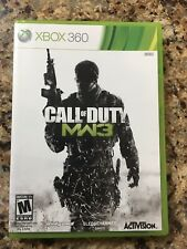 XBox 360 Call Of Duty MW3 MM3 Rated Mature