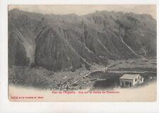 Plan De L'Aiguille Vallee De Chamonix Switzerland Vintage Postcard 334b