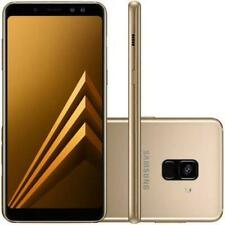 "OFFERTISSIMA BELLISSIMO SAMSUNG GALAXY A8 2018 ORO DA 5.6 POLLICI ""THE LUXURY"""