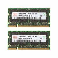 4GB KIT 2x 2GB For Toshiba Satellite L355-S7905 L355-S7907 L355-S7915 Ram Memory
