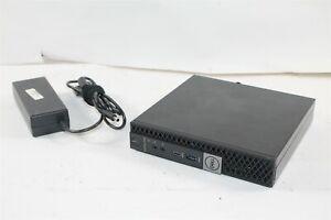 Dell OptiPlex 5060 Micro 6-Core i7-8700T 2.40GHz 8-16GB 0-512GB NVMe Windows 10