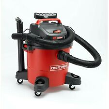 Craftsman Wet Dry Vac 6 Gallon Vacuum Cleaner 3.0 HP Portable Shop Blower NEW