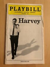 Harvey June 2012 Broadway Playbill Opening Night