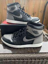 Nike Air Jordan 1 Retro High Shadow (2018) 555088-013 Size 13