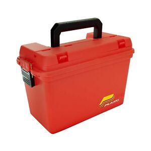 Plano Large Emergency/Marine Box Lift Out Tray Colour Orange