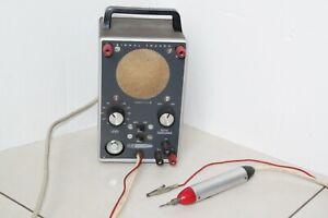 Heathkit visuell-auditive Signal Tracer it-12