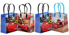 Disney Pixar Car Authentic Licensed Reusable Small Party Favor Goodie 12 Bags