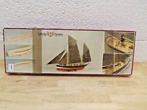 Billing Boat FD10 Yawl Trawler No 701Model Kit. Incomplete.  (Hospiscare)