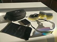 Oakley Radar XL sports sunglasses with 5 x Range lenses and Extras