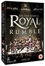 WWE: The True Story of the Royal Rumble [DVD]
