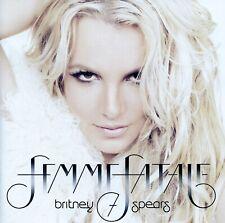 BRITNEY SPEARS : FEMME FATALE / CD - TOP-ZUSTAND