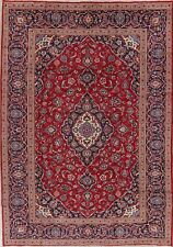 Black Friday Deal 8x12 Traditional Floral Oriental Area Rug Wool Hand-Knotted