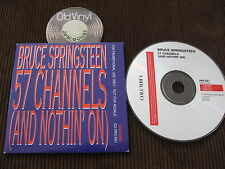 1 Track Promo Maxi CD Bruce Springsteen 57 Channels Austria 1992