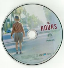 The Hours (DVD disc) Meryl Streep, Nicole Kidman, Julianne Moore