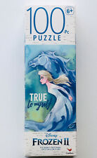 Disney Puzzles Frozen II True To Myself 100 Piece Kids Jigsaw Puzzle Age 6+