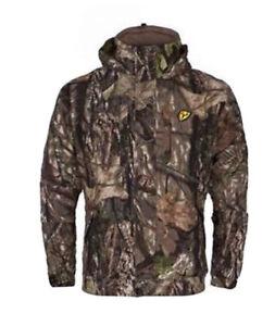 ScentBlocker 3 In 1 Outfitter Jacket, Mossy Oak Country - Size: Medium 3-in-1