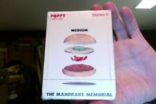 Medium- The Mandrake Memorial- new/sealed 8 Track w/pic sleeve