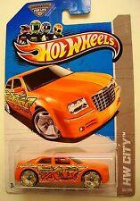 HOT WHEELS: Chrysler 300C HEMI 33/250  HW CITY 2013  New SEALED in Blister Pack!