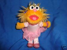 """Zoe Mini Plush Gund Sesame Street 2003 5.5"""""""