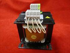 TBSW-100055 Single Phase Transformer 4 Pin 55VA Input: 230/460V Output: 24/110V