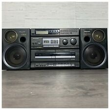 VINTAGE Panasonic RX-CT900 Boombox Stereo XBS Portable AM/FM Casette Recorder