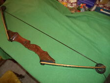 "Vintage Bear Archery ""Brown Bear"" Compound Bow"
