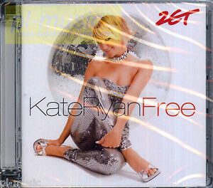 """KATE RYAN - """" FREE """" // CD+DVD // EDITiON for Poland /sealed"""