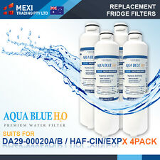 4x Samsung French  Door  Fridge SRF679SWLSPK   replacement Water Filter for 2 YR