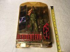 Resident Evil Tyrant Vintage Action Figure Palisades 2002 New & Boxed Uk Toy Biz