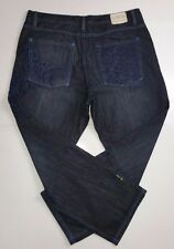 COOGI Australia Loose Straight Leg Denim Jeans Big & Tall Mens Size 42 x 34