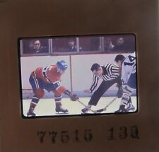 BOBBY ROUSSEAU MONTREAL DAVE KEON TORONTO MAPLE LEAFS  ORIGINAL SLIDE 1