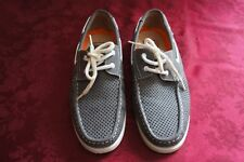 PHAT FARM CLASSIC Driving Moccasin Deck Boat Loafers Casual Mens Shoes Size 8