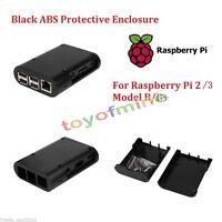 Caso Carcasa Cover Shell Enclosure Protective Caja Para Raspberry Pi B+,2 B,3 B