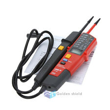 UNI-T UT18C Auto Range Voltage and Continuity Tester with LCD/LED Indication Dat