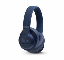 JBL Live 500BT Over the Ear Wireless Headphone - Blue