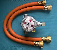 Multimatik automatische Umschaltanlage 30 mbar, 8 mm, 2 x Schlauch, NEU/OVP