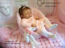 Reborn poupée KIT pas fini poupée Lilia réalistes fake Baby Girl pas silicone