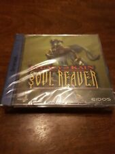 Legacy of Kain Soul Reaver Sega Dreamcast  mint sealed