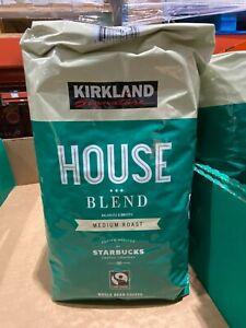 KIRKLAND  HOUSE BLEND WHOLE BEAN COFFEE 1.13kg