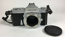 Nikon Nikkormat FT body ex condition
