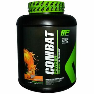 MUSCLEPHARM MP COMBAT PROTEIN POWDER SHAKE LEAN MUSCLE 1.8kg or 908g