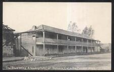 Postcard Sonoma California Ca The Blue Wing Tourist Home Inn 1907