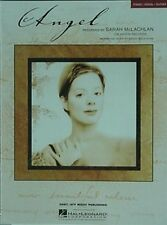 SARAH McLACHLAN SHEET MUSIC, 1997 (ANGEL