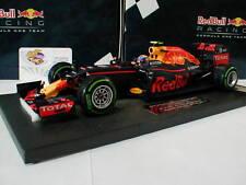 Minichamps 117161233 - Red Bull RB12 No.33 Brasilien GP 2016 Verstappen 1:18